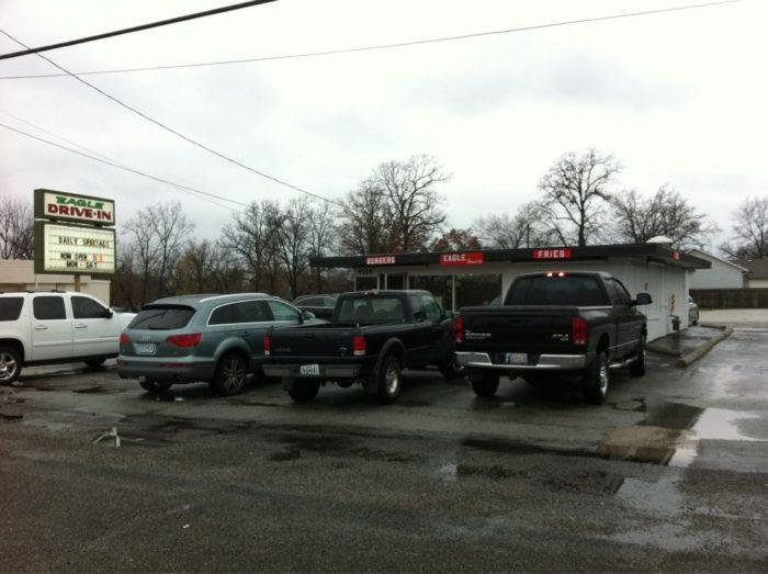 12.  The Eagle Drive-In, Joplin