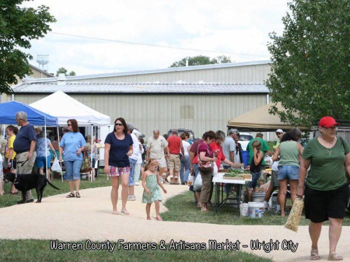 13.Warren County Farmers & Artisans Market, Wright City