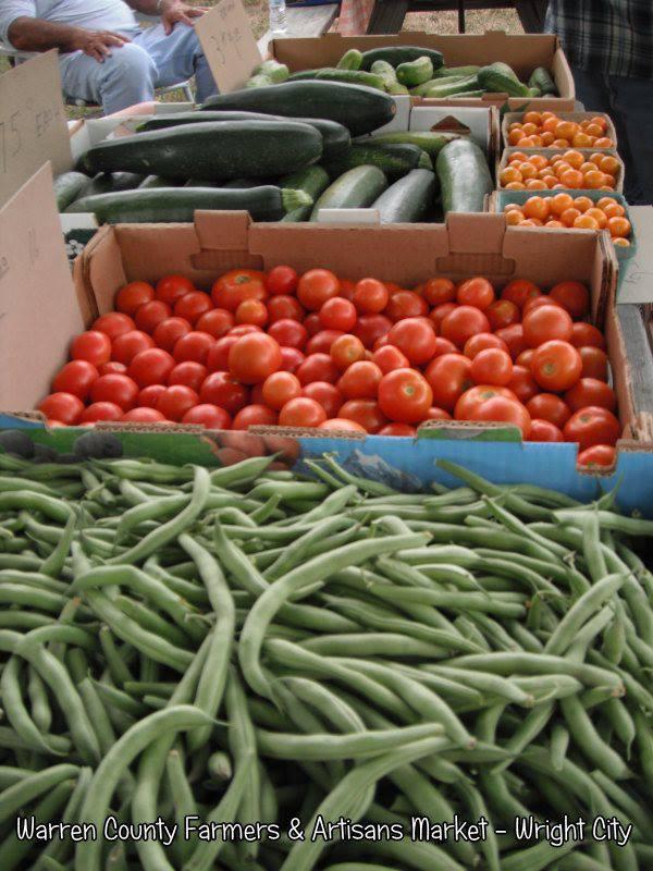 13.2. Warren County Farmers & Artisans Market, Wright City