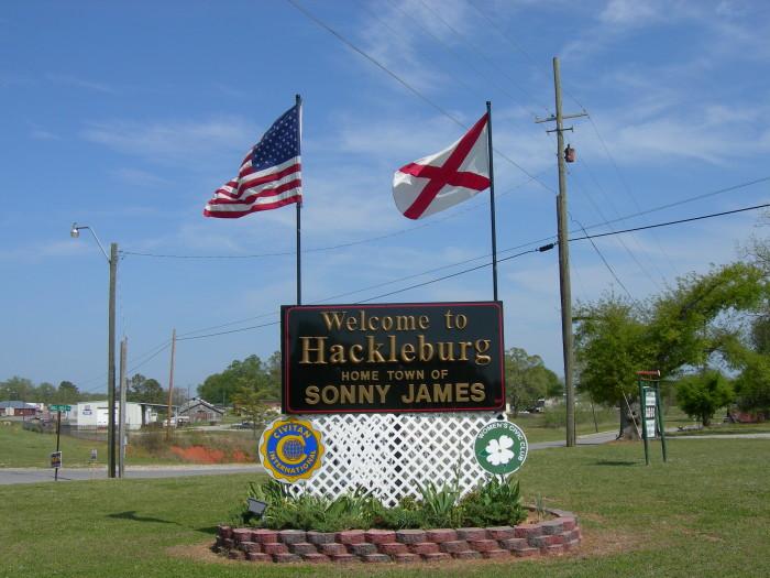 1. Hackleburg