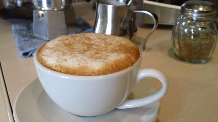 16) Café Au Lait