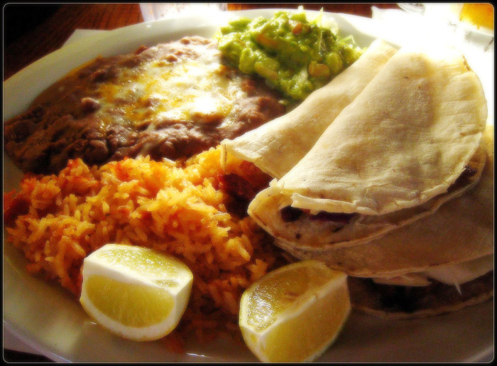 6. Mexican Food
