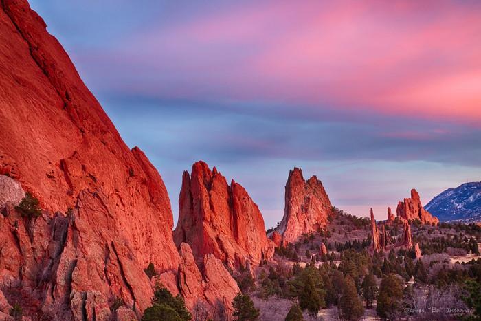 2. Garden of the Gods, Colorado