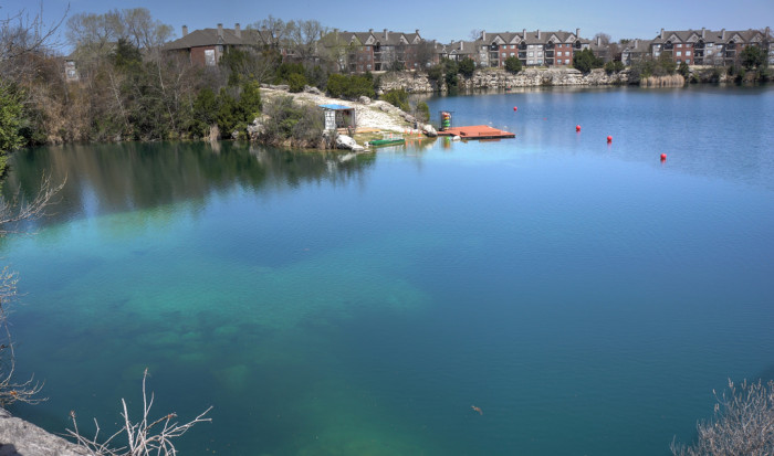 3. How many of you were sneaking off and skipping school to hang out and chill at Quarry Lake?