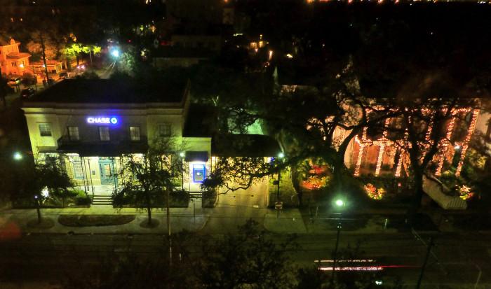 12) St. Charles Ave., New Orleans