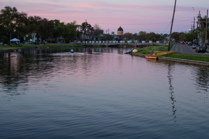 10) Bayou St. John