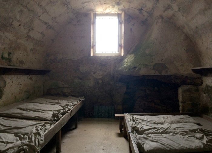 5. The ghostly prisoners of the old jail
