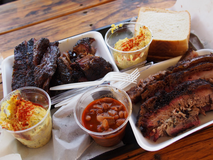 11. Rumor has it John Mueller Meat Company is Franklin BBQ's arch rival...whose BBQ is better?