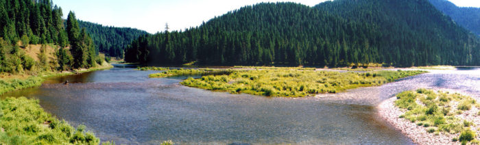 3. Selway River