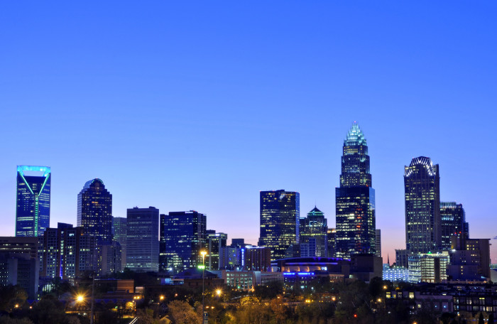 4. They don't know if they should call downtown Charlotte, downtown, or uptown.