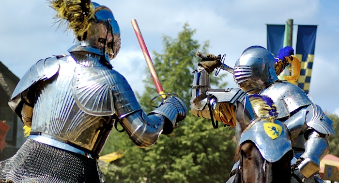 7. Maryland's Renn Fest could be the setting of an action packed 16th-century tale.