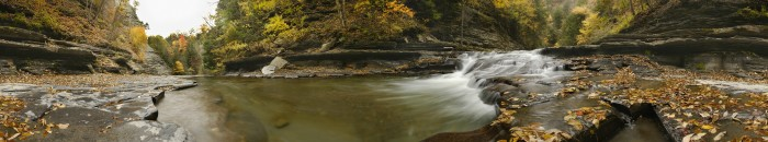9. Waterfalls of Stony Brook State Park