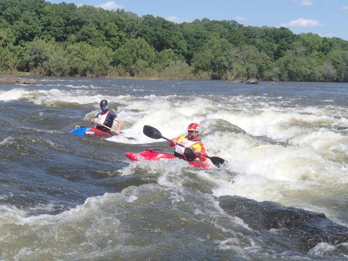6. Coosa River