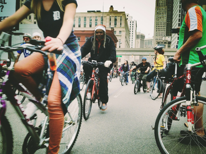 4. Bicycle culture