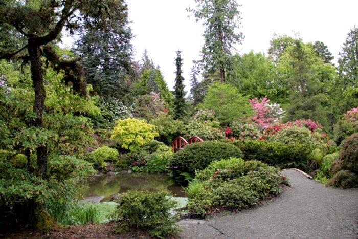 Kubota Gardens, Seattle