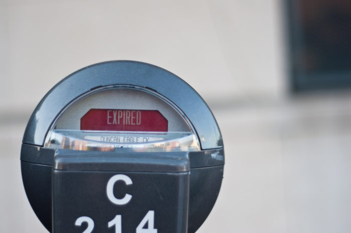 12) Starting up a conversation with the meter maids—or maybe even dancing with them.