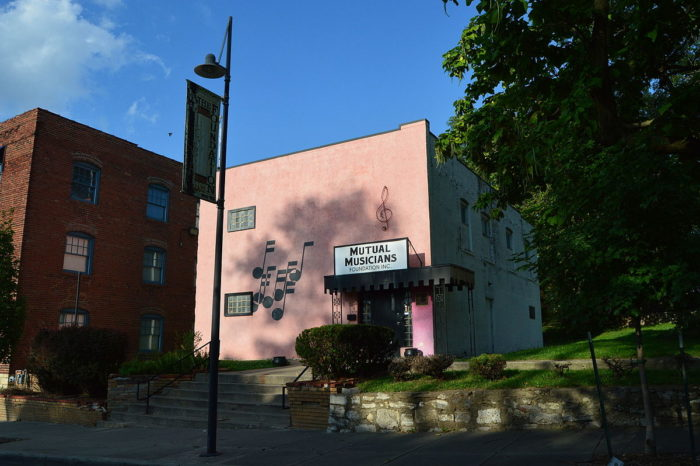 14. Mutual Musicians Foundation Building, Kansas City
