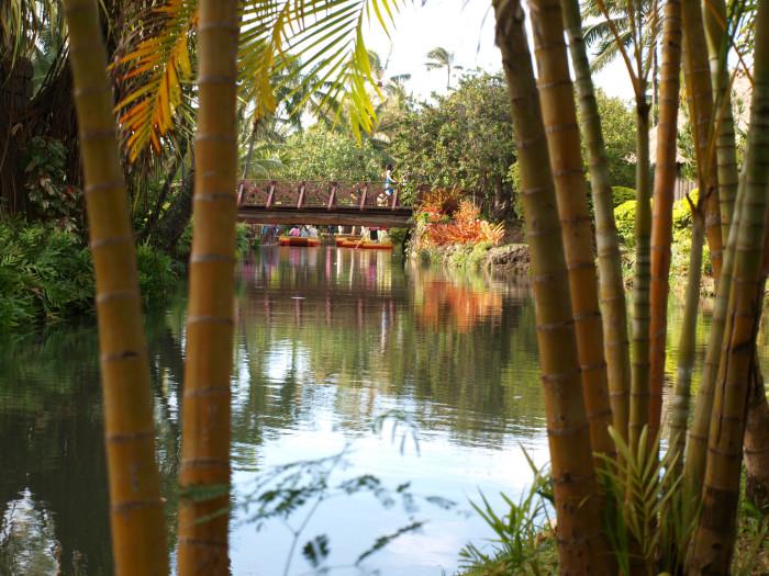 14. Polynesian Cultural Center