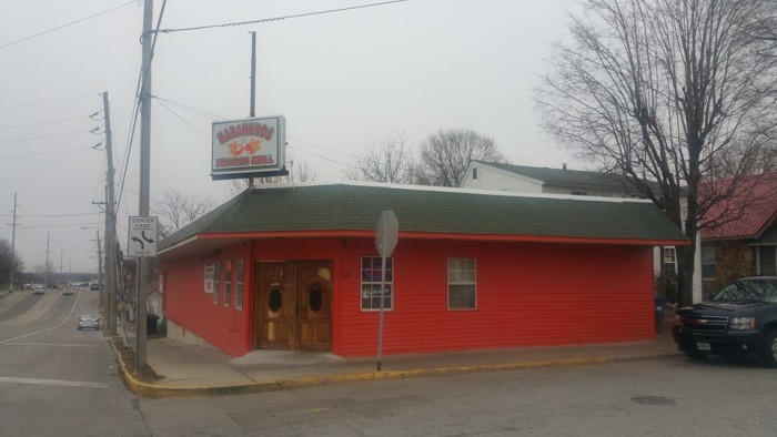 14.  Highest rated restaurant in Carthage:  Habaneros Mexican Grill