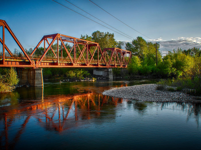 4. Boise River