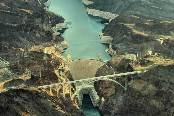 2. Take a tour of Hoover Dam.