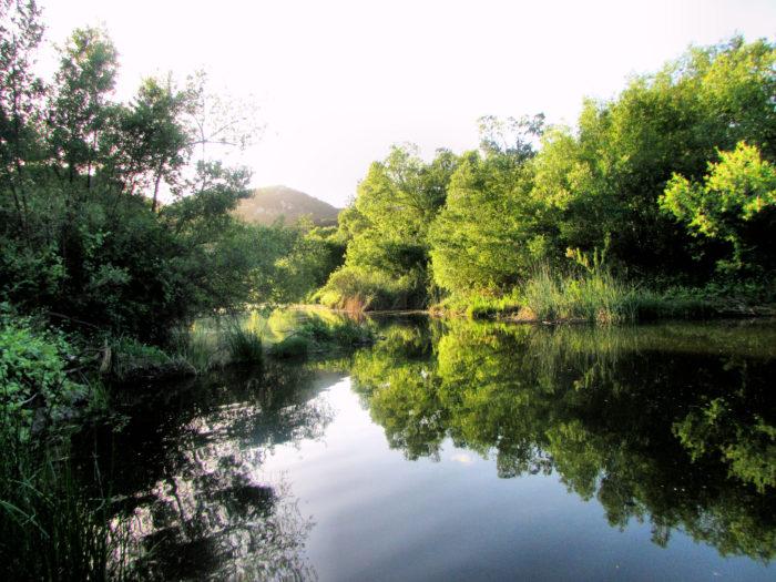 3. Santa Margarita River