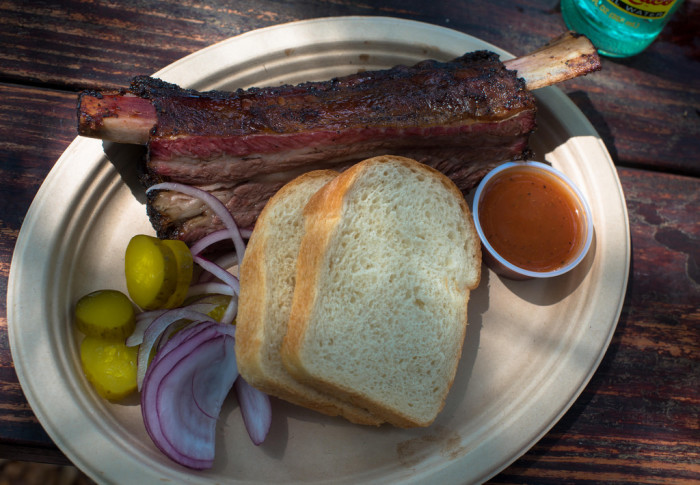 9. BBQ from a food truck? May I please have some more, Micklethwait Craft Meats?