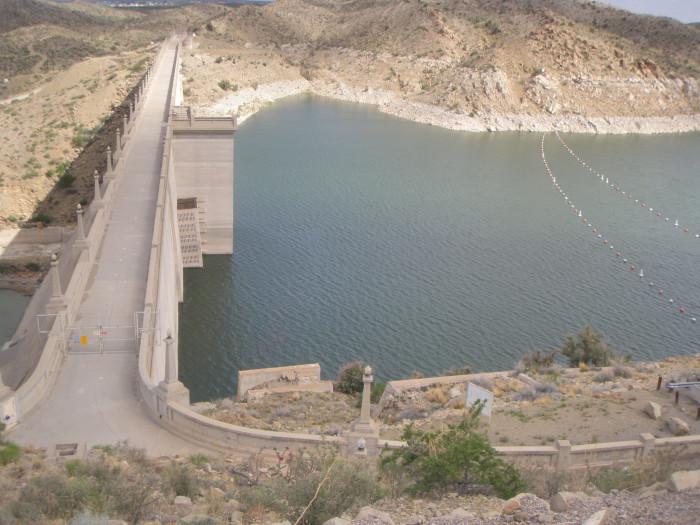 7. Elephant Butte Lake and Dam, Elephant Butte
