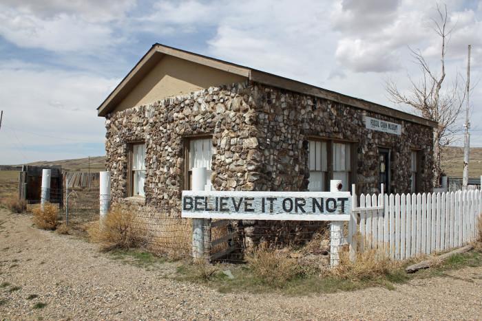 11. Fossil Cabin