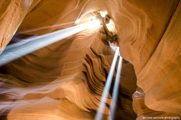 1. Antelope Canyon