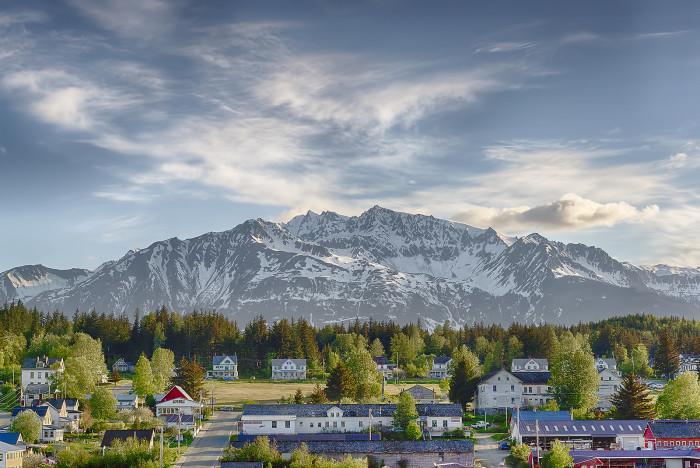3. Haines, Alaska