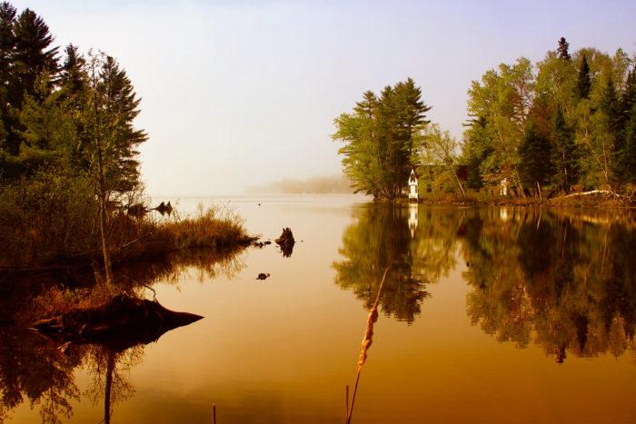 10. Rangeley Lake Region, Rangeley