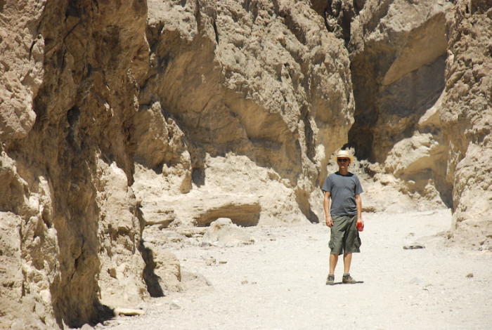 8. Many tourists tend to complain about the dry heat. Nevadans are pretty much used to it.