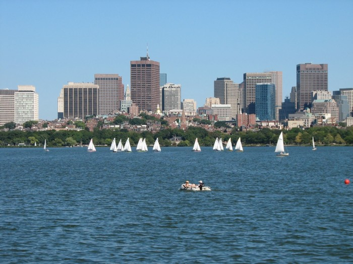 12. Massachusetts is filled with incredible people and stunning locales.