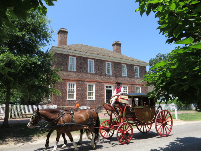 5. Over 80 of the original structures were preserved in the development of Colonial Williamsburg.