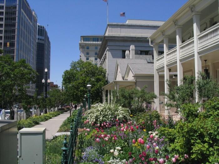 2. Salt Lake City, 1847