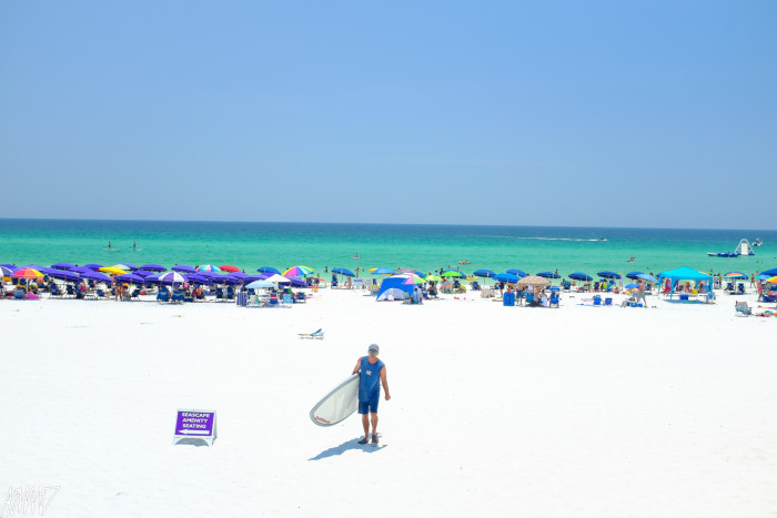 11. Destin Beach, Florida