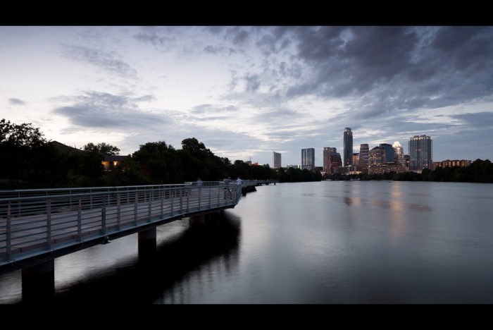 2. The Boardwalk at Lady Bird Lake is a refreshing way to take in views of the lake and the city.