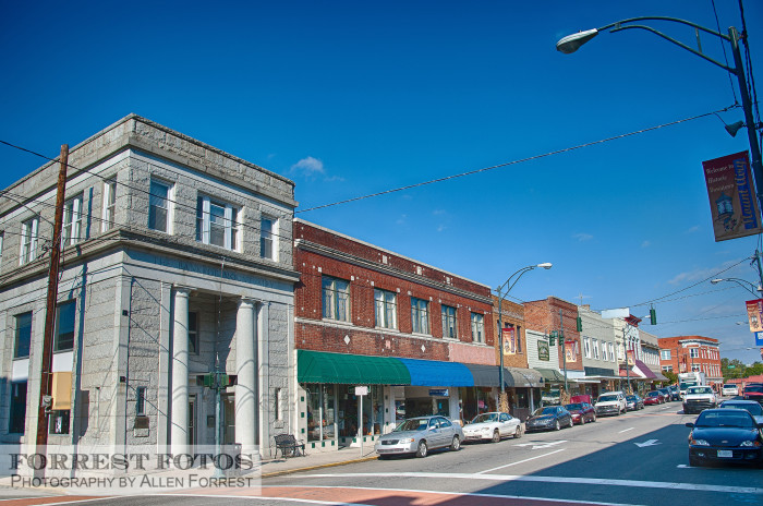 14. Mount Airy