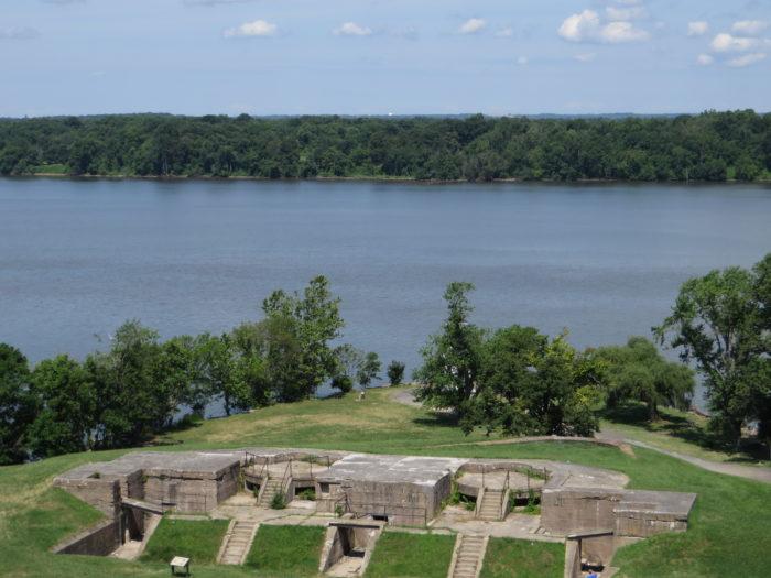 10. Fort Washington Park, Fort Washington
