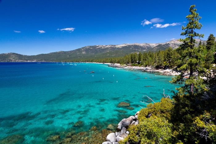 15. Lake Tahoe, California & Nevada