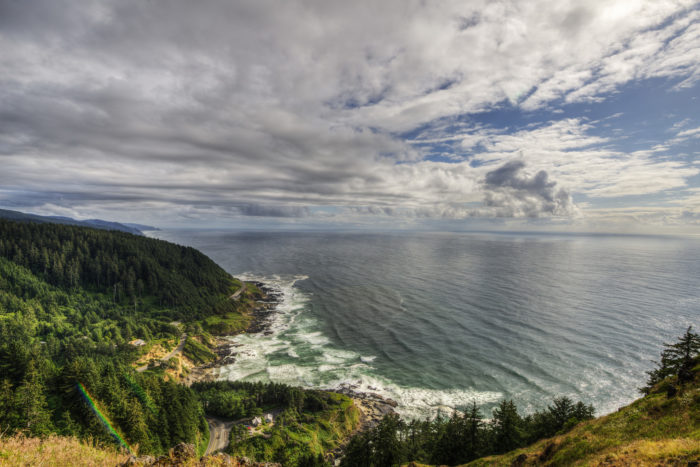Spend the day exploring the stunning Cape Perpetua.