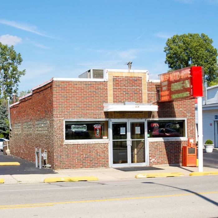 1. The Maid-Rite Sandwich Shoppe (Greenville)