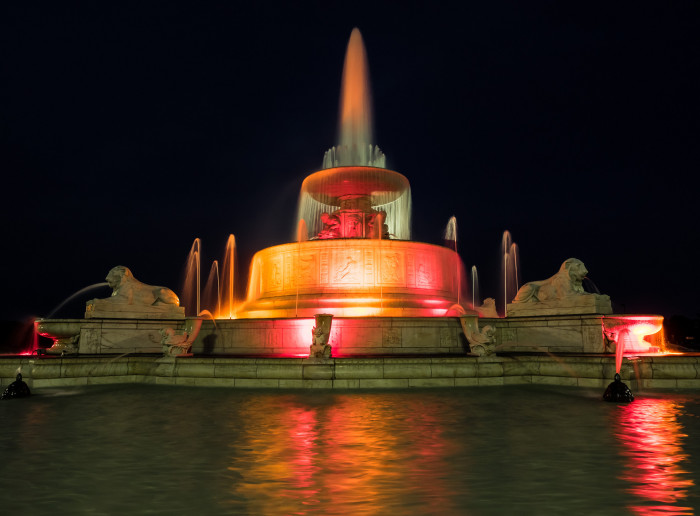Another jewel to the city, Belle Isle, has undergone much-needed improvements over the past couple of years since the state took over operations.