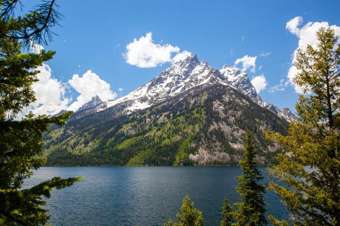 2. Jenny Lake