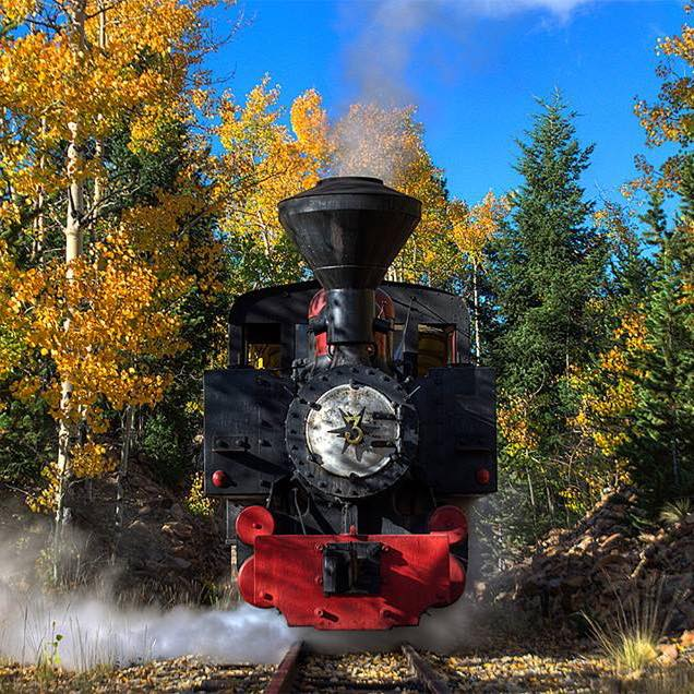 ...you will want to ride the rails of the Cripple Creek & Victor Narrow Gauge Railroad.