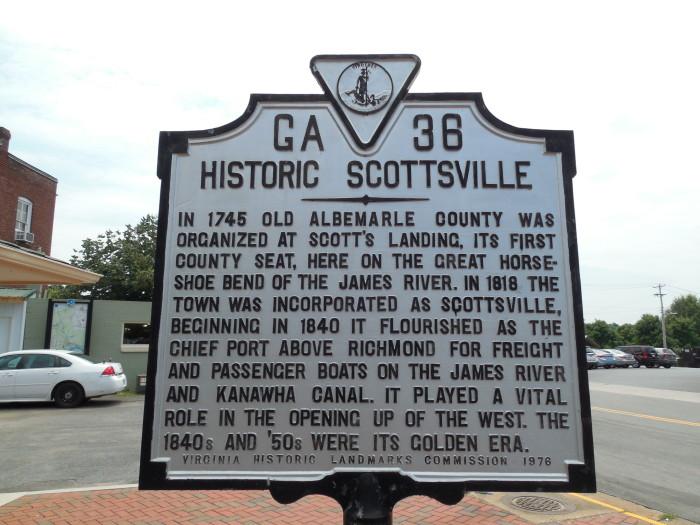 1. Scottsville
