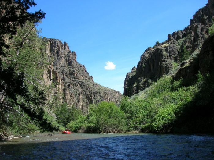 8. Jarbidge River