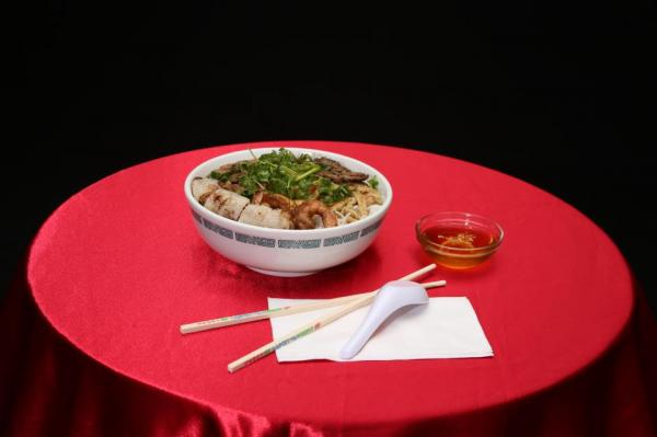 You worked up a big appetite digging for gold... so how about a hot bowl of Pho from Pho 54 to satisfy your hunger?