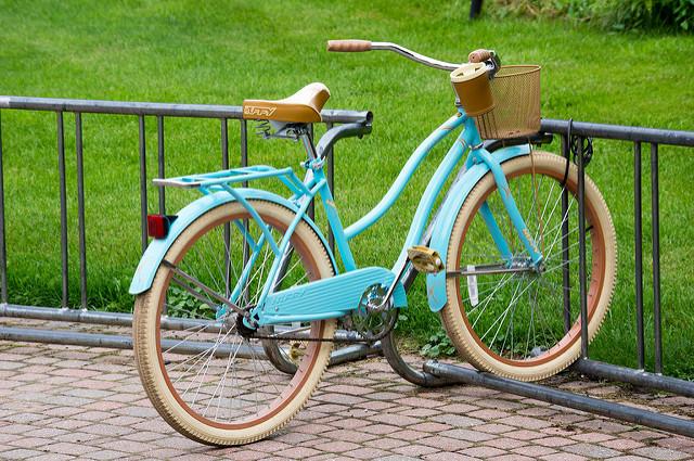 6. Quonset Bike Path